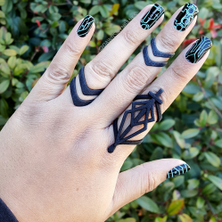 Tron Inspired